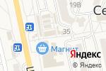 Схема проезда до компании Юлия в Северном
