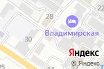 Схема проезда до компании Вишенка+ в Белгороде