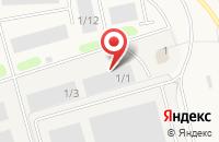 Схема проезда до компании Moto Repair в Северном-Первом