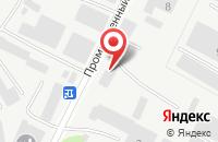 Схема проезда до компании Экострой в Белгороде