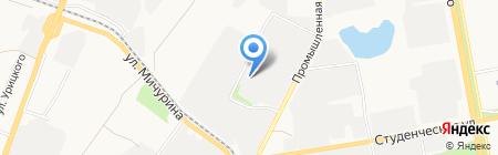 Р.А.дуга+ на карте Белгорода