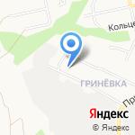 Детский сад №68 на карте Белгорода