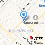 АвтоСтрой на карте Белгорода