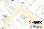 Схема проезда до компании АвтоСтрой в Белгороде