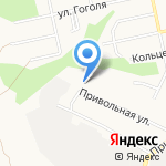 ОгонёкХ на карте Белгорода