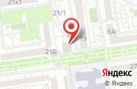 Схема проезда до компании Центрально-Черноземный Банк Сбербанка России в Белгороде