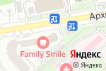 Схема проезда до компании АльфаСервис в Белгороде