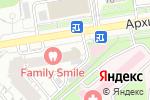 Схема проезда до компании ТеплоСфера в Белгороде