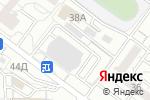 Схема проезда до компании Предприятие сервиспроектстрой в Белгороде