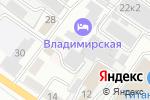 Схема проезда до компании Лечебно-восстановительный центр доктора Бубновского в Белгороде