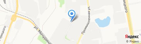 Ремонт-тепло-сервис на карте Белгорода