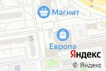 Схема проезда до компании Латре в Белгороде