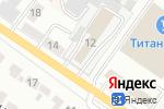 Схема проезда до компании Истина в Белгороде
