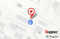 Схема проезда до компании Мириада Групп в Белгороде