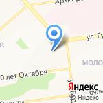 АСЦ Электротехника на карте Белгорода