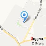 ЕвроПласт на карте Белгорода
