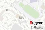 Схема проезда до компании Дочернее ремонтно-эксплуатационное предприятие Домостроительной компании в Белгороде