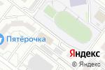 Схема проезда до компании Жилспецмонтаж в Белгороде