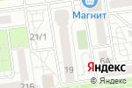 Схема проезда до компании Арбитражный управляющий Колодяжный В.С. в Белгороде