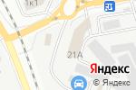 Схема проезда до компании КровДизайн в Белгороде