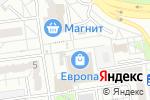 Схема проезда до компании Cesky Lev в Белгороде