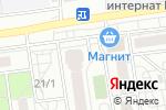 Схема проезда до компании Кругозор в Белгороде