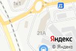 Схема проезда до компании Автосила в Белгороде
