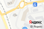 Схема проезда до компании Шины Черноземья в Белгороде