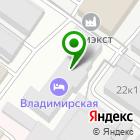 Местоположение компании ТехноИнком