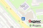 Схема проезда до компании Клубника в Белгороде