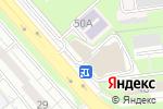 Схема проезда до компании СТРОЙПРОЕКТКОНСАЛТИНГ в Белгороде