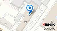 Компания Бел-Видео на карте