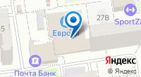 Компания Российские окна на карте