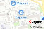 Схема проезда до компании АТМОСФЕРА в Белгороде