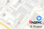 Схема проезда до компании Теплосервис-Экос в Белгороде