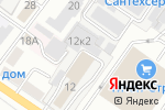 Схема проезда до компании Гранд в Белгороде
