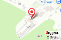 Схема проезда до компании Инастрой в Белгороде
