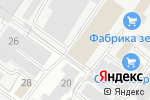 Схема проезда до компании Де Форза в Белгороде