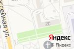 Схема проезда до компании Швейная мастерская в Северном
