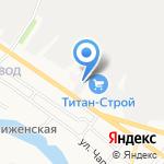 Муж на час на карте Белгорода
