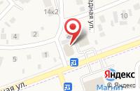 Схема проезда до компании Альта-профиль в Таврово