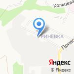 Глобо на карте Белгорода