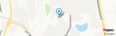 Дань памяти на карте Белгорода