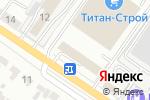 Схема проезда до компании Элит Декор в Белгороде