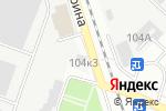 Схема проезда до компании Темп-Л в Белгороде