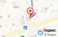 Схема проезда до компании Собратья в Таврово