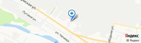 Правовая служба на карте Белгорода