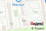 Схема проезда до компании АвтоПлюс в Белгороде