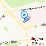 Инь-Ян на карте Белгорода