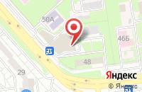 Схема проезда до компании Компания СОТА в Белгороде